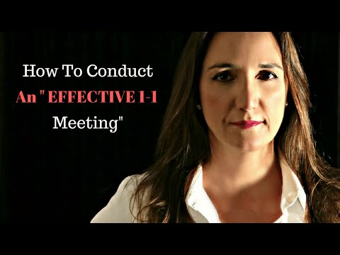 How To Conduct an