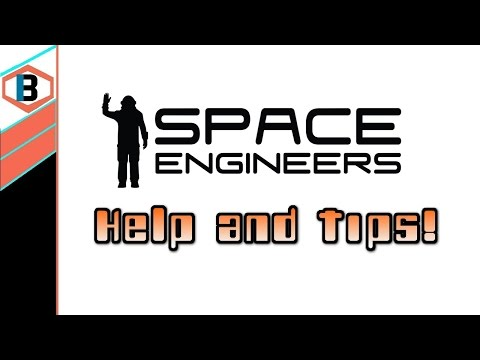 Space Engineers! - Tips for building Better Ships + Symmetry Mode!