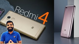 Xiaomi Redmi 4, Redmi 4A, Redmi Pro/Prime   Metal in Budget