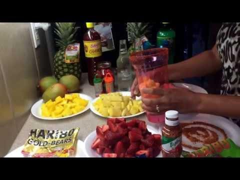 How to make a Smirnoff Preparada