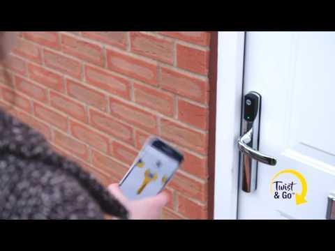 Ways of opening the Conexis® L1 Smart Door Lock