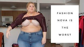 Rant: Fashion Nova is the Worst