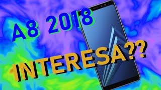 Samsung Galaxy A8 2018 || Vale la pena en 2019? ||