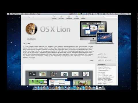 How to create a bootable OS X Lion Disc