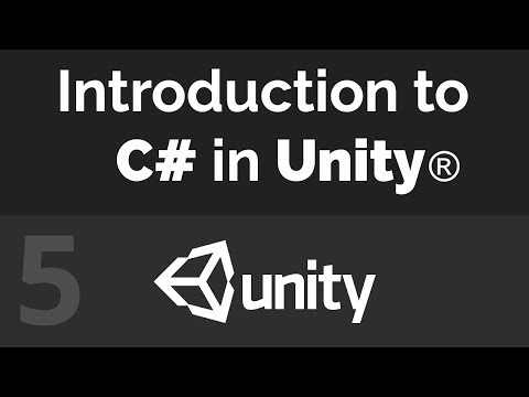 Unity C# Beginner Tutorial - Accessing Other Classes (Part 05)
