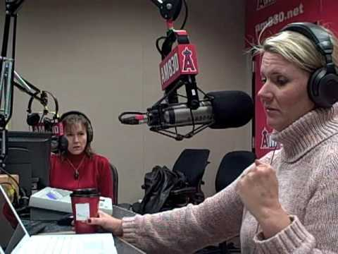 Eating Disorders and Athletes on The Dr. Casey Show