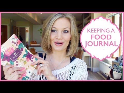 Keeping A Food Journal! | Shape Up for Summer
