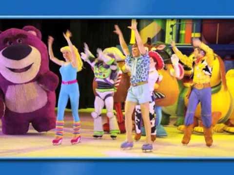 Disney on Ice: Toy Story 3!