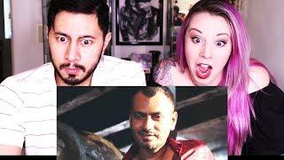 MONSOON SHOOTOUT   Nawazuddin Siddiqui   Teaser Trailer Reaction w/ Tiffany!