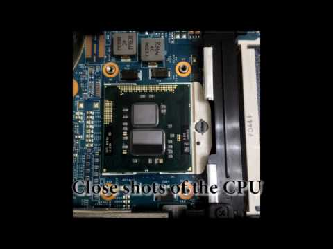 HP Probook 4520s upgrading CPU + RAM . Memory upgrade & upgrading  processor with Intel i3