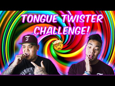 HARDEST TONGUE TWISTERS EVER!