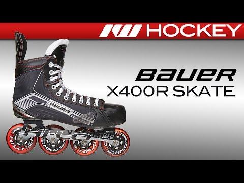 Bauer Vapor X400R Roller Hockey Skate Review