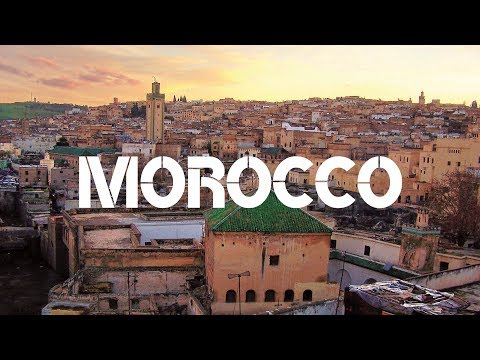 Winds From Morocco.