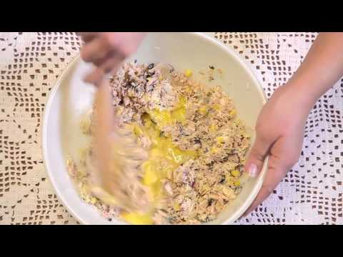 How to Make Tuna Cakes | Qué Rica Vida