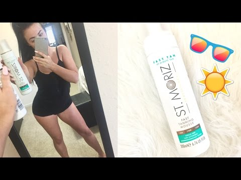 TAN IN 1 HOUR!?   My NEW Self Tanning Routine!