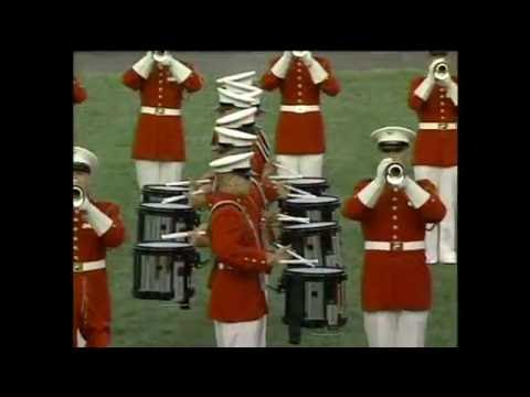 Marine Corps  Sunset Parade: For Those Who Gave All - DVD Highlights