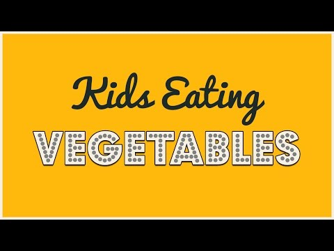 How To Get Your Kids To Eat Vegetables? - Crumbs