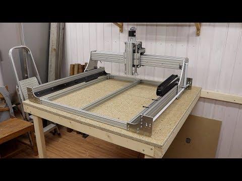RAW CNC 1.5 Build Part 3