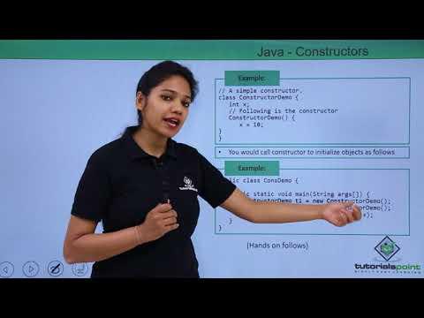 Java - Constructor