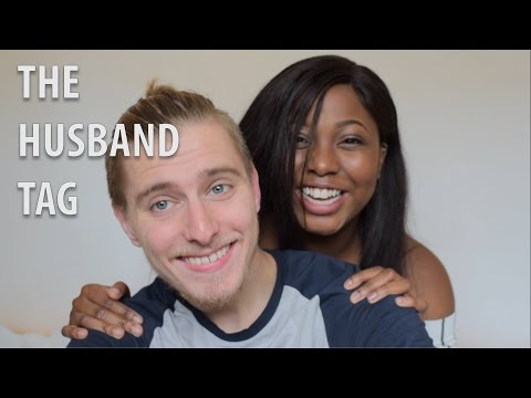Husband TAG | OLLIE + TAY | Interracial couple