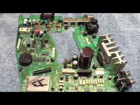Repair of Bose Wave Radio Series 2