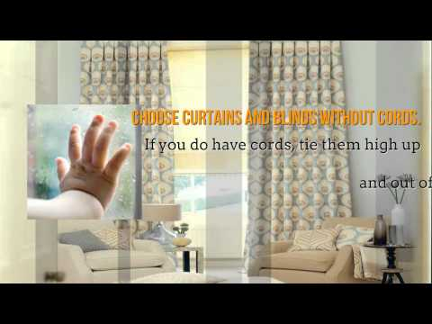 Spring Safe and Sound TIPS on baby proofing & child safety at home