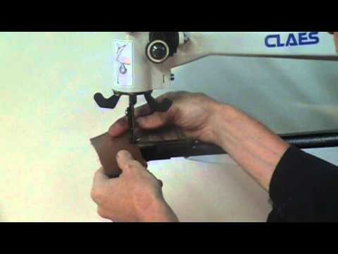Claes Patch Machine