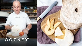 Sourdough Crackers | Guest Chef: Richard Bertinet | Gozney