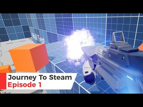 Journey To Steam: Designing The Game Experience - Episode 1 [Indie Game Devlog]