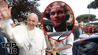 Top 10 Scary Satan Encounters in REAL LIFE   Marathon