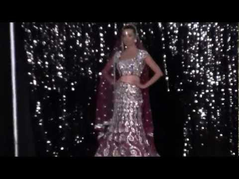 Grand Wedding Show 2012: Indian Wedding Dress & Sari