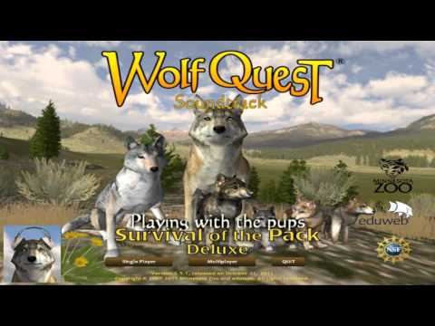 WolfQuest 2 OST • 05 • Playing with the pups