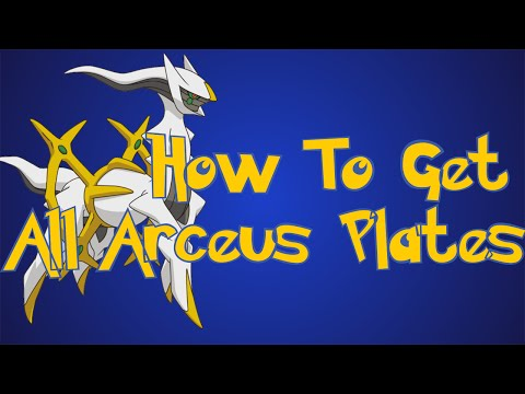 Pokemon Omega Ruby and Alpha Sapphire Tips: How To Get All Arceus Plates Locations