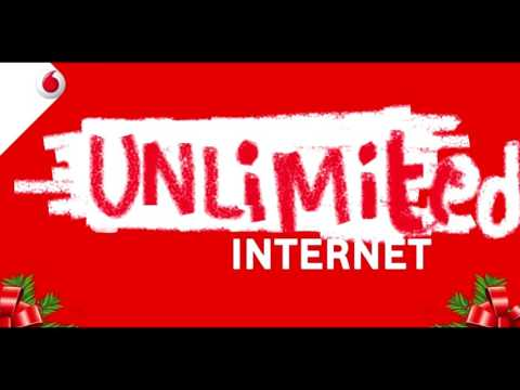 Vodafone Unlimited 4G Data Only for Rupees 16 !!!