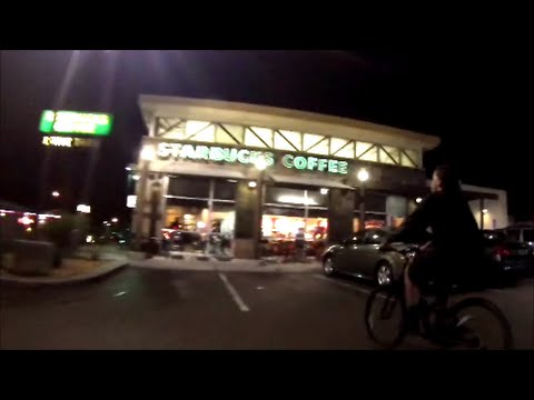 Night Ride Part (2) Go Pro Hero3
