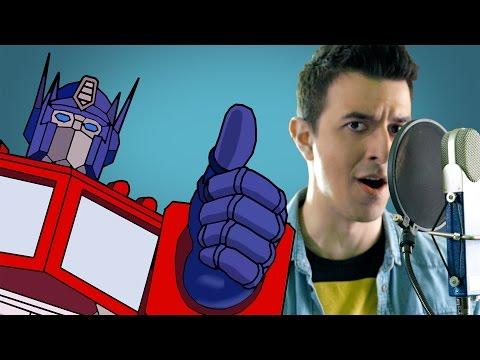 How to Sound Like Optimus Prime! (Audio Tutorial)