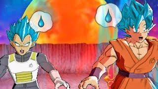 【ブルー界王拳の悟空で超ユニット技倍返しだ!!】ドラゴンボールヒーローズ アルティメットミッションX【第7宇宙VS第6宇宙】【DBH/UMX】