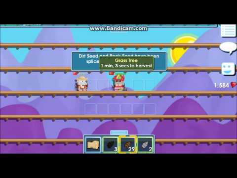 how to make brown block in growtopia