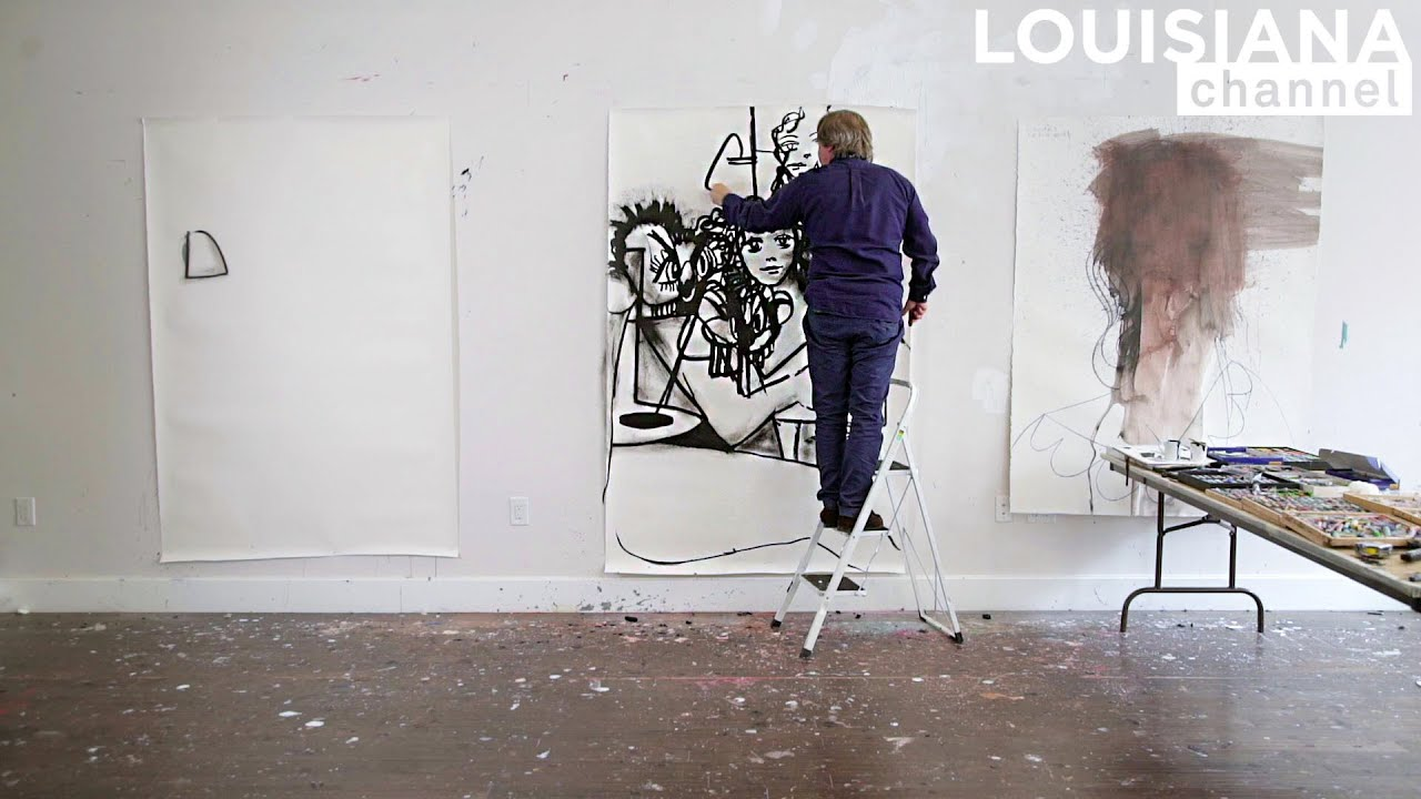 George Condo Interview: The Way I Think