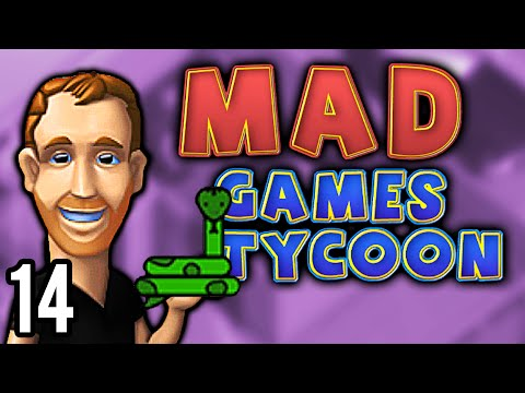 Mad Games Tycoon | The MMO (Let's Play Mad Games Tycoon / Gameplay ep 14)