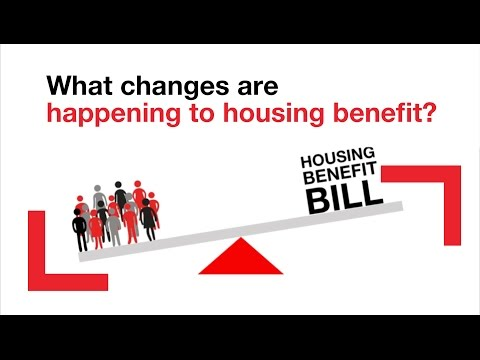 What changes are happening to housing benefit? | policy | Shelter