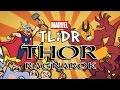 What Is Thor Ragnarok Marvel TLDR
