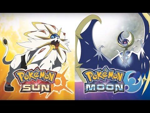 POKEMON SUN AND MOON LEGENDARIES, ALOLA REGION MAP, AND MAIN CHARACTERS!