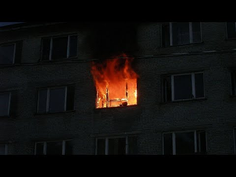 What's It Like to Search For Missing Victims In a Burning Building? Rachael Takes On a Firefighte…