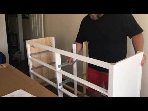 IKEA Furniture Quick Build: Hemnes Dresser