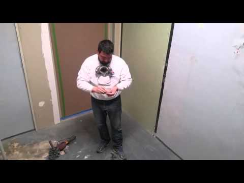 How to remove paint from concret floor!