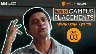 AIB : Honest Engineering Campus Placements   Part 03