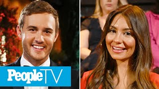 The Bachelor's Peter Weber Calls Girlfriend Kelley Flanagan His 'Little Ray Of Sunshine' | PeopleTV