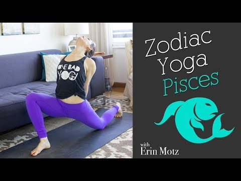Bad Yogi Zodiac Yoga: Pisces