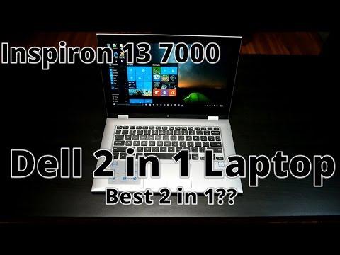 Dell inspiron 13 7000 2 in 1 Laptop Test - Best 2 in 1 laptop?